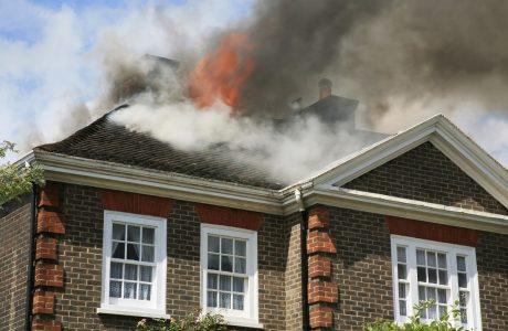 ביטוח רכוש – נזקי שריפה
